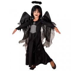 Μαύρος Άγγελος στολή για κορίτσια
