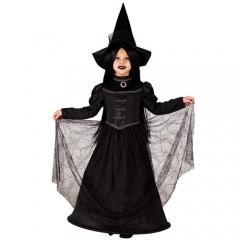 Μάγισσα Lady Witch στολή για κορίτσια