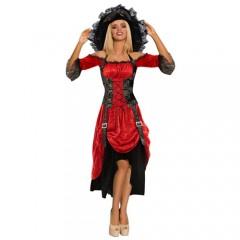 Queen Of The Seas γυναικεία στολή Πειρατίνας