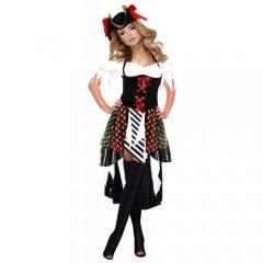 Pirate Dame γυναικεία στολή Πειρατίνας