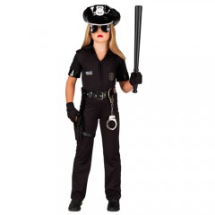S.W.A.T. Girl στολή αστυνομικίνας για κορίτσια