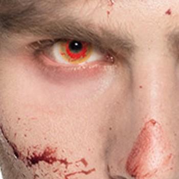 Φακοί επαφής κόκκινοι Bloodshot