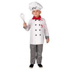 Master Chef αποκριάτικη στολή για παιδιά