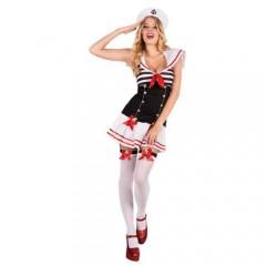 Ναύτης Darling sailor γυναικεία στολή ενηλίκων