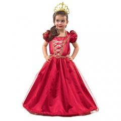 Βασίλισσα στολή εποχής για κορίτσια