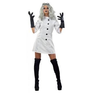 Τρελογιατρός Γυναίκα στολή για ενήλικες
