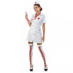 Νοσοκόμα γυναικεία στολή ενηλίκων