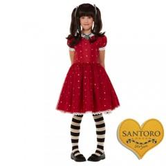 Santoro Gorjuss The Rudy στολή για κορίτσια