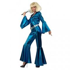 Mama Mia Μπλε στολή ενηλίκων