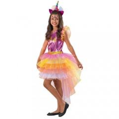 Μαγικός Μονόκερος στολή για κορίτσια