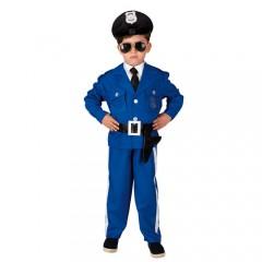 Μικρός Φύλακας Του Νόμου στολή αστυνομικού για αγόρια