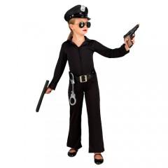 Αστυνομικίνα στολή για κορίτσια με Ολόσωμη Φόρμα