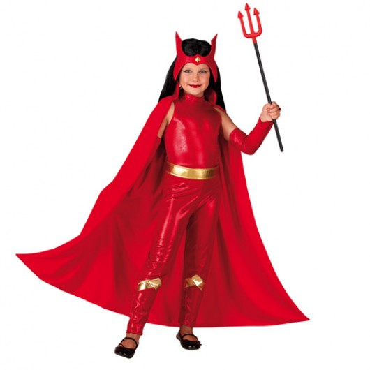 Devil Queen αποκριάτικη στολή για κορίτσια