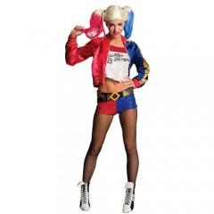 Harley quinn γυναικεία στολή ενηλίκων