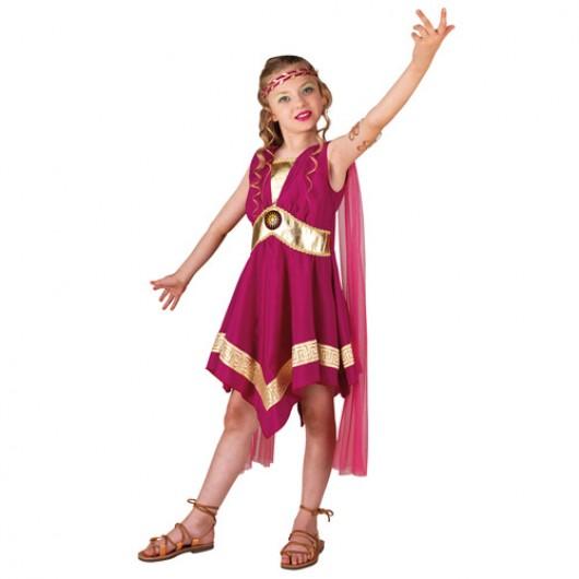Θεά του Ολύμπου αποκριάτικη στολή για κορίτσια