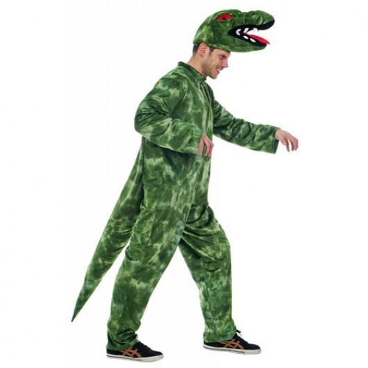 Κροκόδειλος αποκριάτικη στολή ενηλίκων