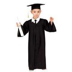 Μικρός Πτυχιούχος αποκριάτικη στολή για παιδιά