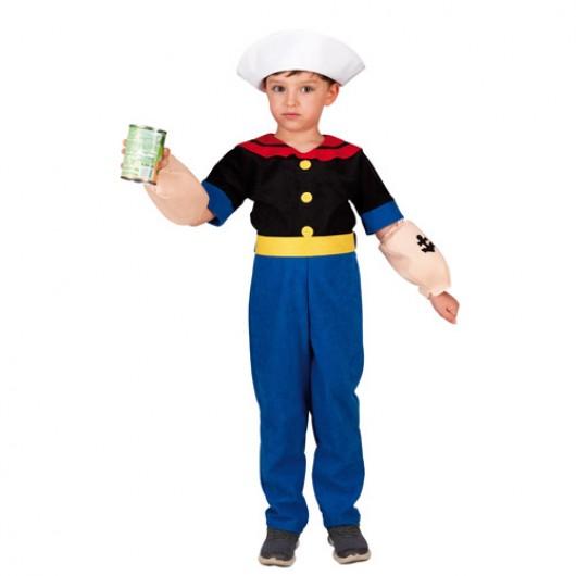 Μικρό Ναυτάκι δυνατό στολή αγόρια