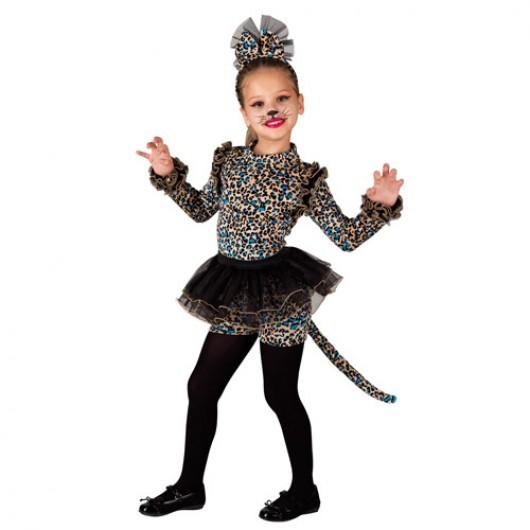 Animal Ballerina Μπλε στολή για κορίτσια