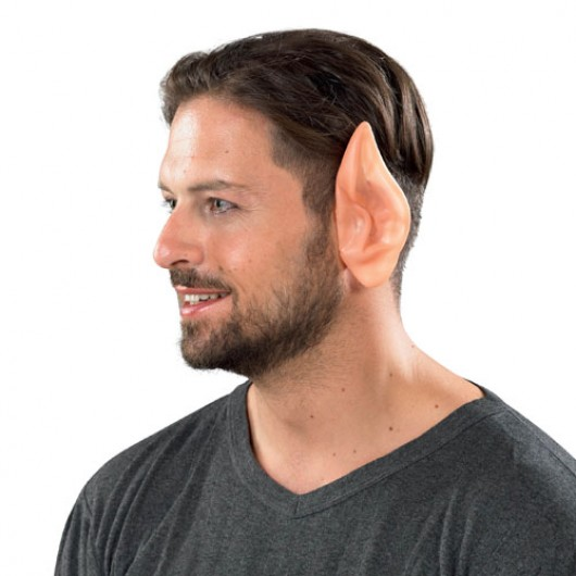 Αυτιά Μυτερά φυσικό χρώμα