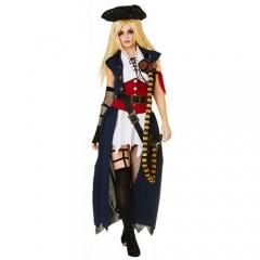 Πειρατίνα γυναικεία αποκριάτικη στολή