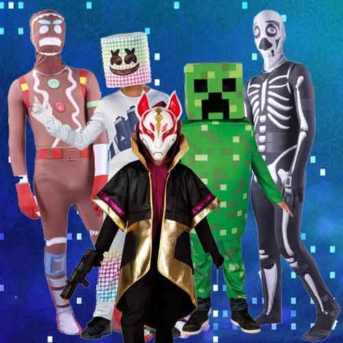 Όλοι οι αγαπημένοι ήρωες των video games είναι εδώ