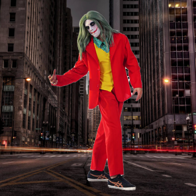 Red Crime Prince η νέα στολή που θα θέλουν να ντυθούν όλοι σύντομα κοντά μας
