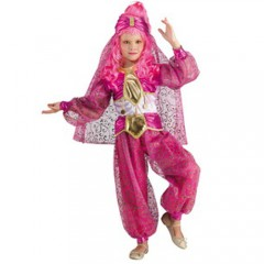 Χίλιες και Μία Νύχτες στολή χανούμισσας για κορίτσια