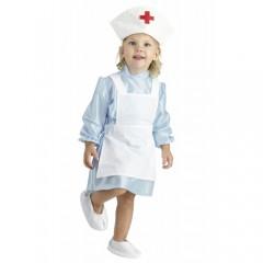 Μικρή νοσοκόμα στολή μπεμπέ για κορίτσια