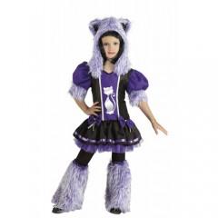 Fluffy Cut στολή γάτας για μοντέρνα κορίτσια
