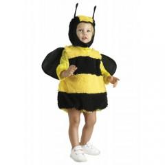 Μικρή Μελισσούλα στολή μπεμπέ με φτερά