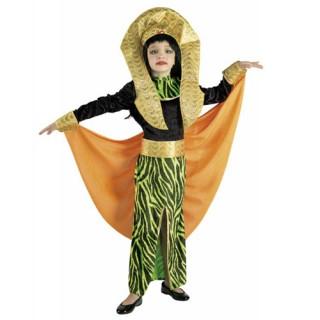 Βασίλισσα του Νείλου στολή για κορίτσια