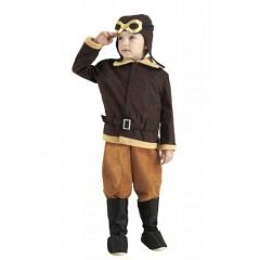 Μικρός Αεροπόρος στολή για αγόρια