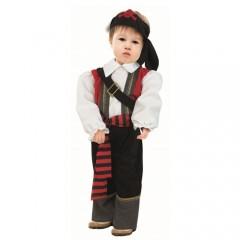 Μικρός πειρατής στολή με μπαντάνα