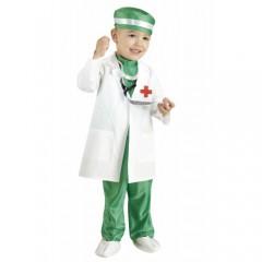 Μικρός γιατρός στολή μπεμπέ για αγόρια