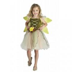 Νεράιδα του μαγεμένου δάσους στολή για κορίτσια