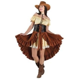 Western Girl στολή γυναίκας καουμπόι 1d85f5afe6e
