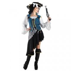 Κυνηγός του χαμένου θησαυρού γυναικεία στολή πειρατίνας