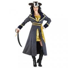 Captain Pirate γυναικεία στολή πειρατίνας