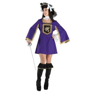 Σωματοφύλακας γυναίκα αποκριάτικη στολή ενηλίκων 4d4f11883c3
