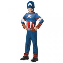 Captain America στολή Σούπερ ήρωα για αγόρια