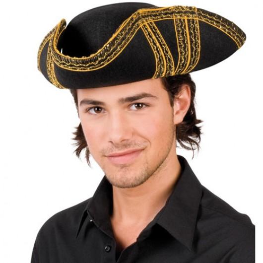 Καπέλο Πειρατή Royal fortune gold