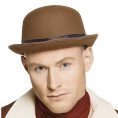 Καπέλο steampunk πομπέ καφέ