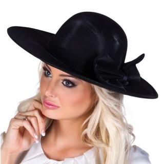 Καπελίνα Μαύρη Royal Ascot