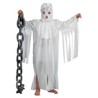 Φάντασμα λευκό παιδική στολή για αγόρια