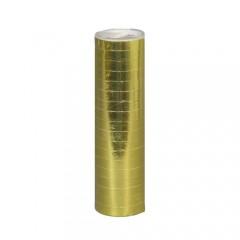 Σερπαντίνα διακόσμησης χρυσή