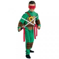 Χελωνάκι στολή νίντζα για αγόρια