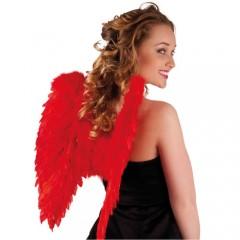 Φτερά Αγγέλου Κόκκινα 50x50cm