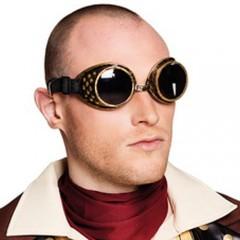 Γυαλιά Steampunk ανδρικά