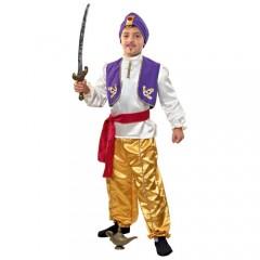 Αλαντίν αποκριάτικη στολή για αγόρια